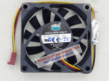 New Original Cooler Master A7015-29RB-3AN-F1 DF0701512RFMN 12V 0.22A 70*70*15MM Computer CPU Cooling Fan