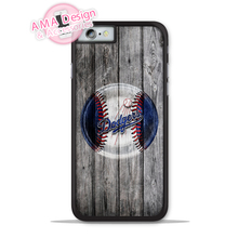 Los Angeles Dodgers Baseball Phone Cover Case For Apple iPhone X 8 7 6 6s Plus 5 5s SE 5c 4 4s For iPod Touch(China)