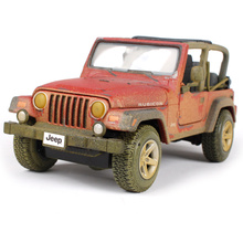 Maisto 1:27 Jeep Wrangler Rubicon Diecast Model Car Toy New In Box Free Shipping NEW ARRIVAL 32107
