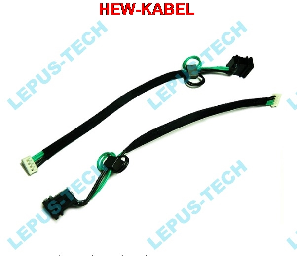 Original TOSHIBA SATELLITE L500  L300 L301 L305 L306 L350 DC JACK POWER CABLE