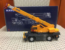 1/50 KATO SR-250Ri Premium Roughter Rough Terrain Off-road Crane Die Cast Model(China)