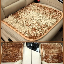 2016 HOT SALE Winter Warm Plush Anti Slip Car Seat Cushion Seat Cover Pad Mat Chair vicky