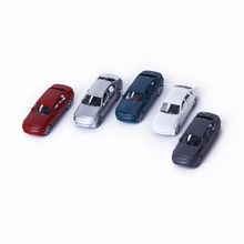 50pcs Painted Model Cars Building Train Layout Scale N 1 to 150 Car Models Kids Toys Gifts brinquedos Metal Classical Model Cars