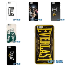 For iPhone 4 4S 5 5S 5C SE 6 6S 7 Plus Arya Stark Everlast Boxing Logo Soft Silica Gel TPU Phone Case Silicone Cover