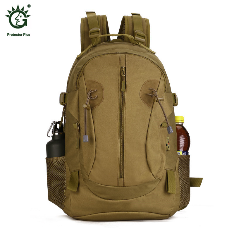 Men Women Military Army Tactics Backpack Trekk Travel Rucksacks Camp Hike Trekk Camouflage Rucksacks X72<br>