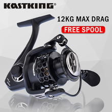 Saltwater Fishing Reel with 12KG Max Drag(China)