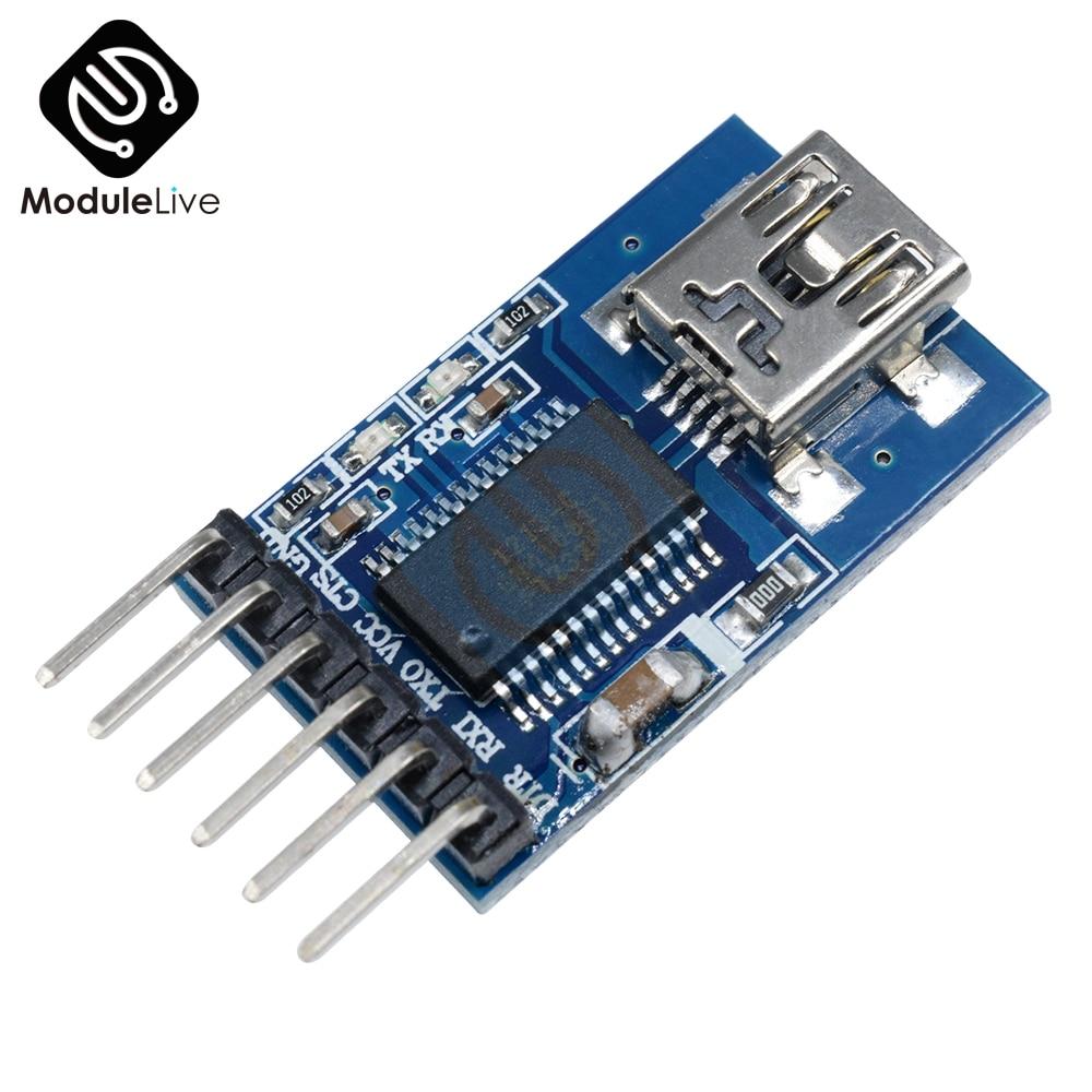 USB USB A UEin//Aus TTL-232R-5V-PCB Modul 5 V FTDI