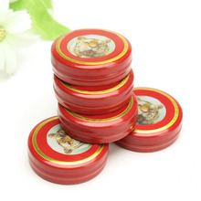 30 PCS Chinese Tiger Balm Red Refresh Oneself Treatment Of Influenza Cold Headache Dizziness Muscle Massager Relax Essential Oil