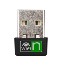 150Mbps WiFi Wireless USB 2.0 Adapter Laptop Network LAN Card 802.11 n/g/b for Windows 2000/XP/Vista/WIN7/Linux and Mac OS X