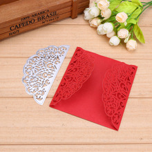 Buy New Envelope Lace Frame Metal Cutting Dies Stencils DIY Scrapbooking Photo Album Decorative Embossing DIY Paper Card Craft for $2.51 in AliExpress store