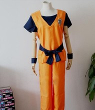 2016 Dragon Ball Son Goku Son Gohan Cosplay Costume Dragon Ball Z DBZ Super Cosplay Clothes/Pants/Belt/Hand Wrist