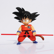 1Pcs Dragon Ball Son Goku Figure Toy PVC Action Figures Collectable Doll With Box 20cm Best Gifts Retail