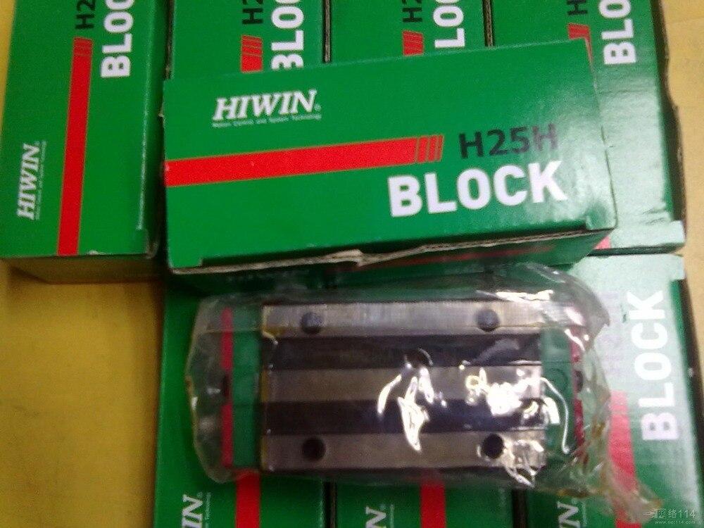 HIWIN HGH25HA  linear guide block<br>