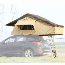 Wnnideo Vehicle Rooftop Tent SUV Car Folded Tent