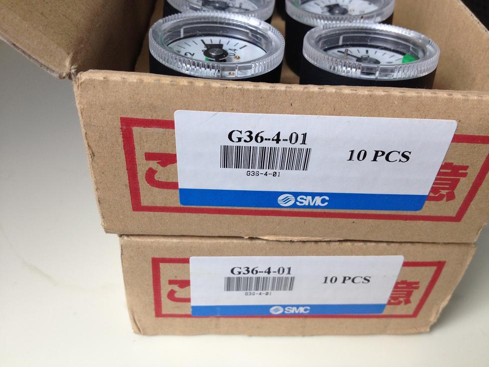 BRAND NEW JAPAN SMC GENUINE GAUGE G36-4-01<br>
