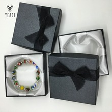"Special Offer Hot Sale Paper Jewelry Organizer Jewelry Box 18 Pc Bracelet Bangle Watch Gift Box Case 3.5x1.3"" Fashion"