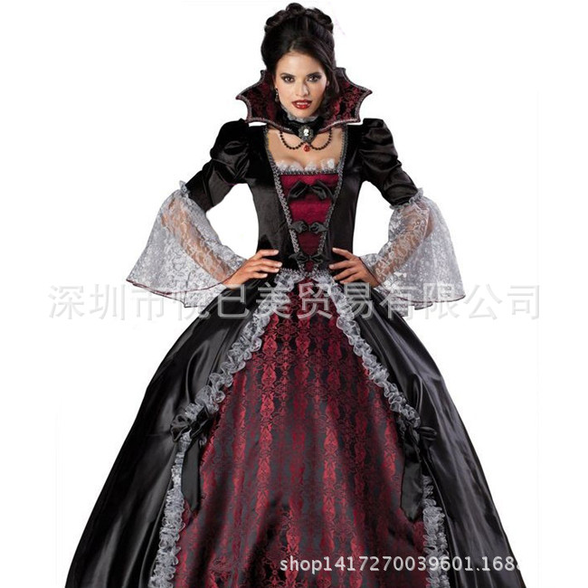 halloween costumes female vampire zombies halloween ghost bride masquerade party queenchina