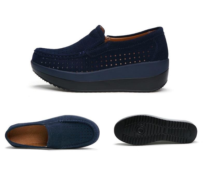 HX 3213-1 (22) 2018 Flatforms Women Shoes Summer