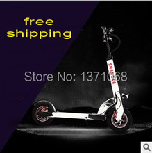 portable foldable electric scooter, 36V 350W electric scooter china, electric brushless scooter with 10.5Ah Lithium Battery