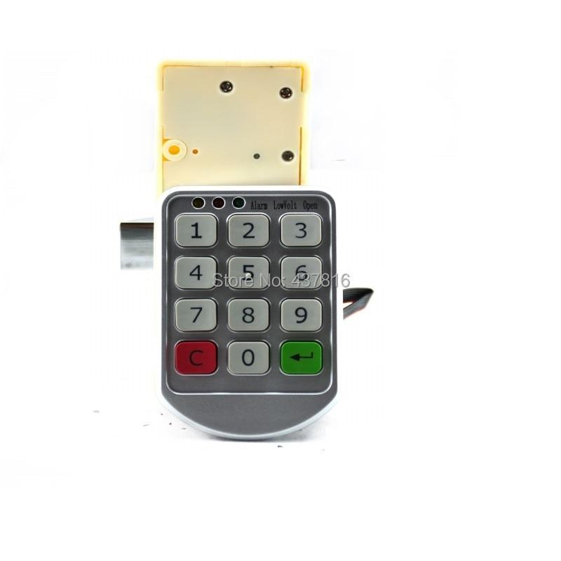 storage cabinet electronic lock / wardrobe lock /  password Drawer lock<br><br>Aliexpress