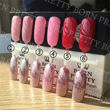 BORN PRETTY Rose Gold Gel Polish 1g/box Mirror Silver Glitter Powder Chrome Dust + 1 bottle Soak off UV Gel Manicure Nail Tool