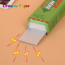 Electric Shock Chewing Gum safety trick joke toy Pull Head Practical Jokes Fantastic funny toys for adults gag&pratical toys