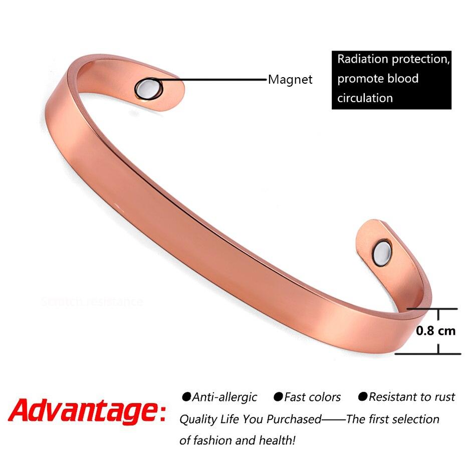 Health magnetic Bracelets & Bangles  (16)