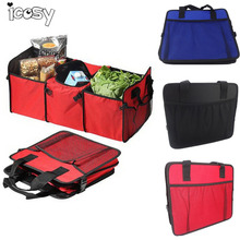 Travel Camping Folding Storage Boxes Clothing Organizer Toys Storage Bins Cubes Basket Bag Styling Containers Home Accessories