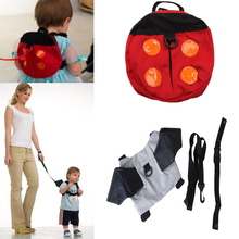 Free shipping Multifunction Baby Toddler Children Walking Walker Safety Harness Bags Backpack Anti-Lost 2 Styles hot selling
