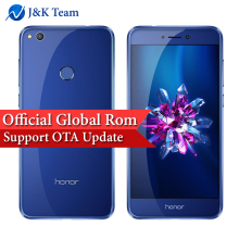 Global Firmware Huawei Honor 8 Lite 4G 32GB LTE Smartphone Octa Core 2.1GHz 5.2 Inch 1920*1080p 12MP Camera 3000mAh Fingerprint(China)