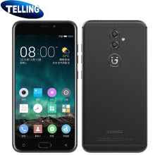 "Original Gionee S9 Mobile Phone 4G LTE Amigo 3.5(Android 6.0) Helio P10 MTK6755 Octa Core 4G+64G 5.5"" FHD 13M Security Phone(China)"