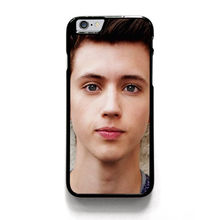 YOUTUBERS TROYE SIVAN cell phone case cover for iphone 4 4S 5 5S Se 5C 6 6 plus 6s 6s plus 7 7 plus &hh407