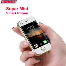 Cute! Super Mini Android Smart Phone 6S 7S I7 I7S I8 X MTK Quad Core 1G 8G Dual SIM 5.0MP Bluetooth Cellphone Cell Mobile phone(China)