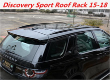 Aluminum OEM Style Car Roof Rack baggage luggage bar For 15-18 Land Rover Discovery Sport 2015 2016 2017 2018 by Fedex(China)