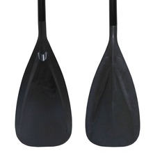 2017 Hot Sale Z&J SPORT 3-Piece Adjustable SUP Board Paddle With Plastic Blade And Unidirectional Carbon Shaft In 172-220CM