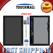 For New LCD Display Touch Screen Assembly Replacement Acer Aspire Switch 11 SW5-171P-82B3 1366x768 11.6-inch Black Free Shipping