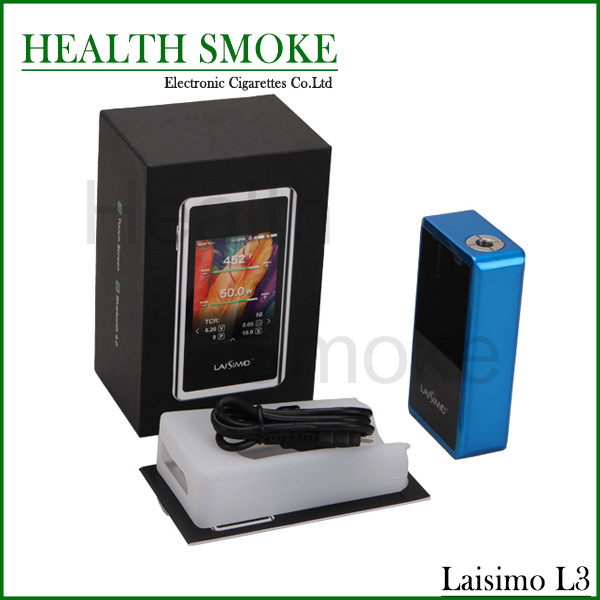 Geninue  LAISIMO L3 200W Touch Screen LAISIMO L3 Temperature Control Box Mod Fit Moonshot VS Sigelei snowwolf Fuchai 218<br><br>Aliexpress