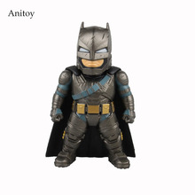 Batman V Superman Dawn of Justice 1/9 scale painted so cute Armored Batman Brinquedos PVC Action Figure Collectible Model Toys(China)