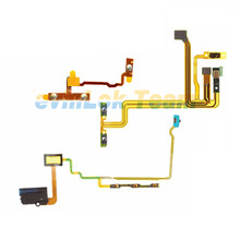 NEW Sale Volume Button Flex Cable For iPod Touch 2 2th 3 3th 5 5h Nano 7 Switch Connector On Off Button Flex Cable Ribbon