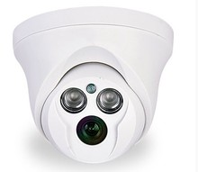 Hd 1200TVL  SONY CCD CCTV surveillance security cameras night vision infrared array Condole top hemisphere camera