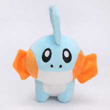 15cm Pocket doll Mudkip Plush Toy Stuffed Dolls plush doll Gifts for children