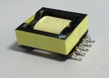 20pcs EFD15 5+5pin SMD Magnetic Ferrite Core Converter high frequency transformer(China)