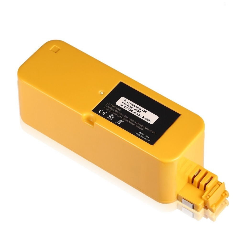 14.4v 3000mAh NI-MH For iRobot Roomba 400 4232 4130 4150 4170 4188 4210 replacement vacuum battery pack(China (Mainland))