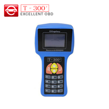 DHL Free shipping T300 key programmer Newest version V14.2 universal English/Spanish T300 car key transponder