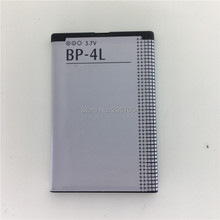 For NOKIA BP-4L battery 1500mAh Mobile phone battery for NOKIA N97 E71 E63 E61I E72 Long standby time