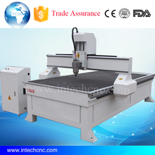 cheap cnc sheet metal cutting machine 1325 1224 cnc router 1325 price Intechcnc cnc fabric cutting machines