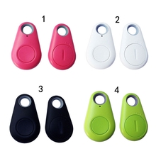 Smart Tag Wireless Bluetooth 4.0 Tracker Wallet Key Keychain Finder GPS Locator Anti Lost Alarm System 4 Colors to Choose