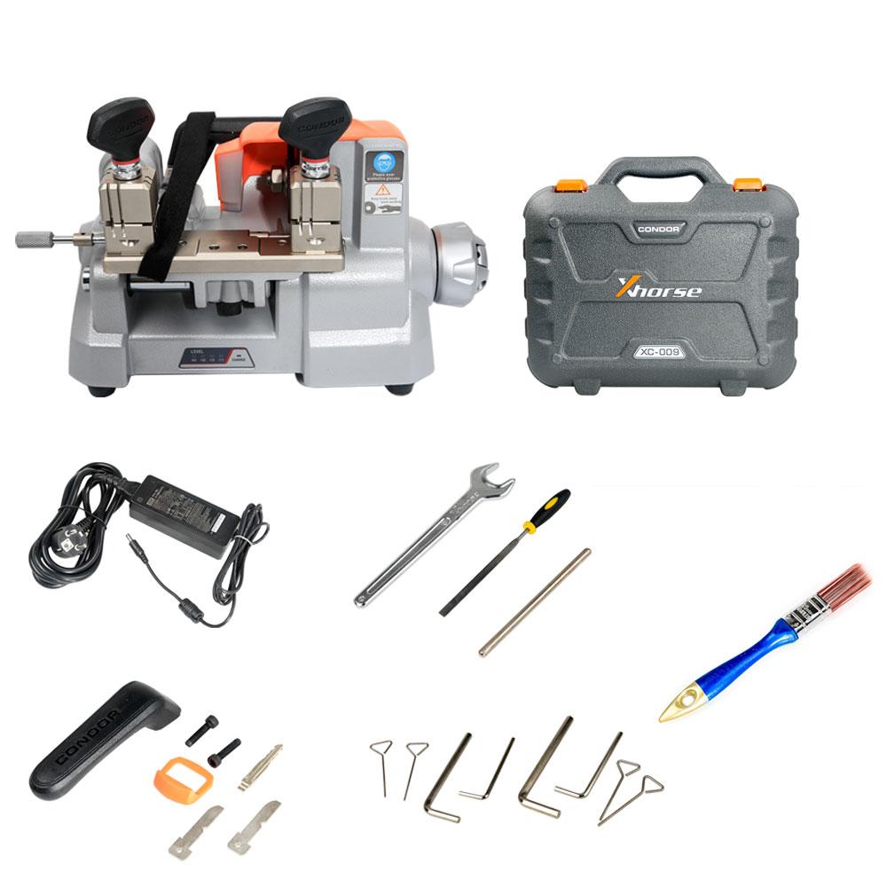 Xhorse Condor XC-009 Key Cutting Machine (1)