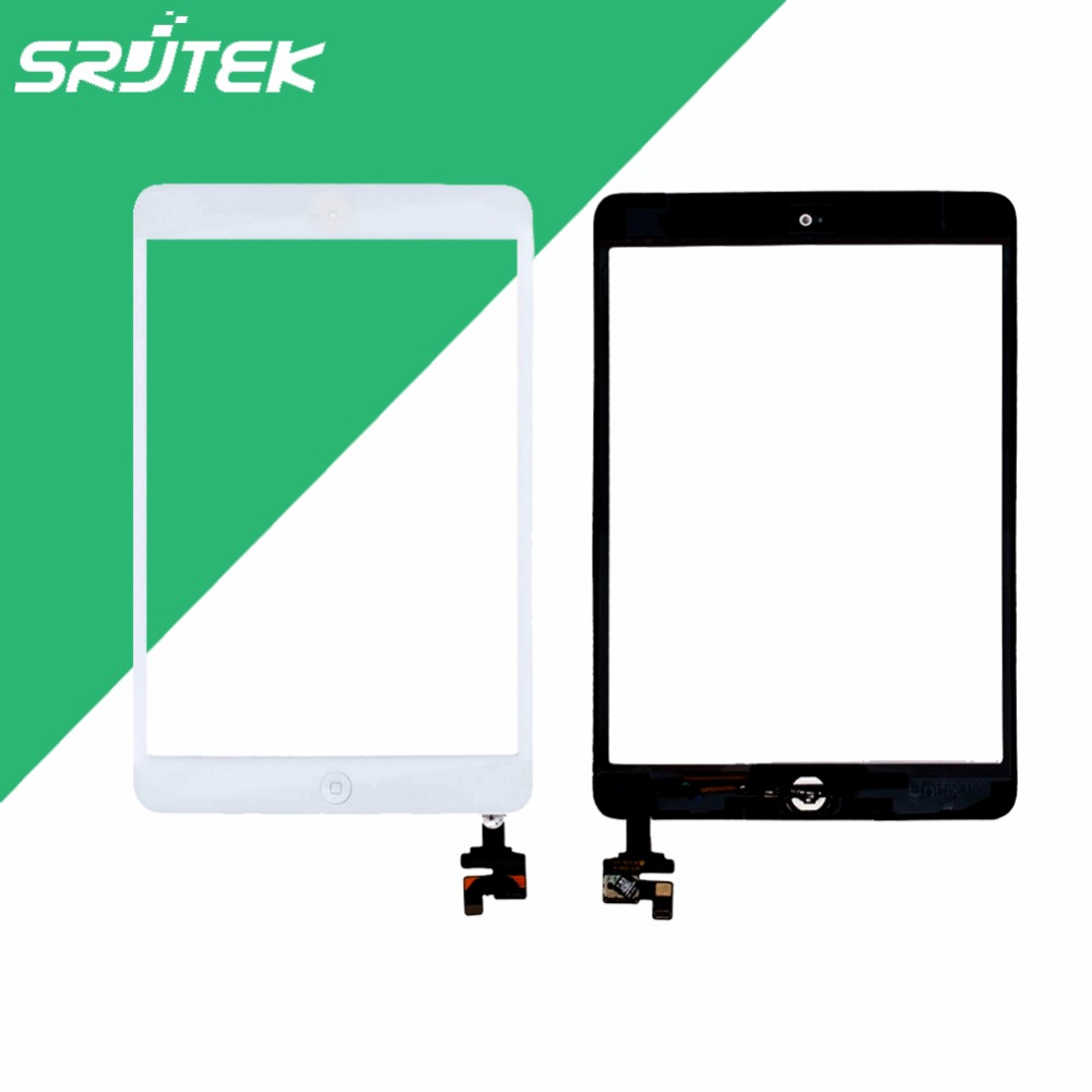 Original New 7.9 Touch Screen For iPad Mini Panal Digitizer Glass Sensor Repairment Parts Tablet Pc With IC and Bottoms<br><br>Aliexpress