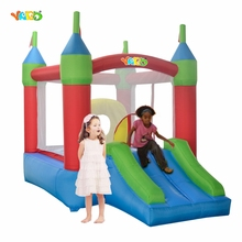 YARD Inflatable Bounce House Mini Jumping Castle for Party Events Christmas Kids Outdoor Play Toys Special Offer for Asia